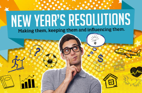 New Year New You! Resolutions and How to Keep Them!