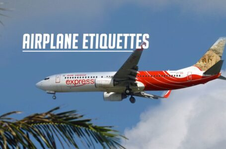 Best Airplane Etiquettes for Better Flying Experience