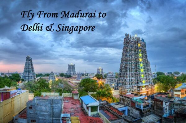 Madurai – A beautiful Commercial Center in South India