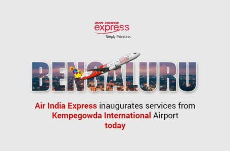 Starts New Service Connecting Singapore to Bengaluru