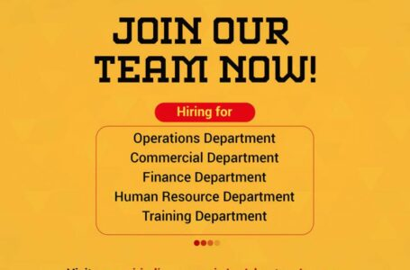 Want To Join The Fabulous Team Of Air India Express?  We Are Hiring Now!