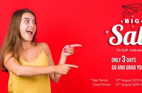 Biggest Sale @Air India Express!