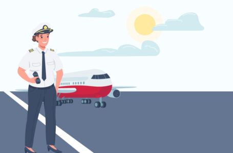 India, the Country Where Women Rule the Skies